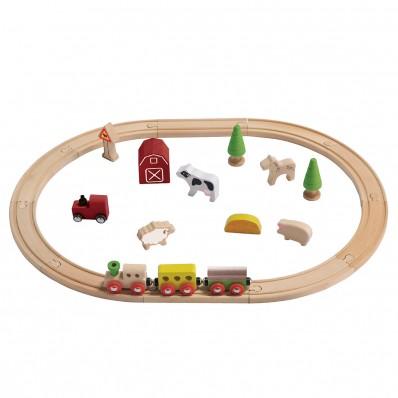 """Kit de tren """"Granja"""""""