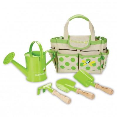 Bolsa de Jardinería con herramientas 5 piezas
