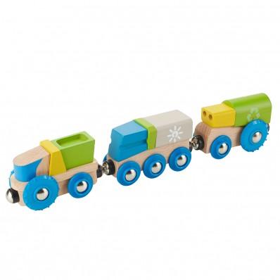 """Tren """"Reciclaje"""""""